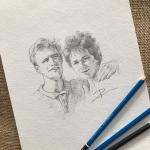 dawn-and-bob-sketch-w-pencils