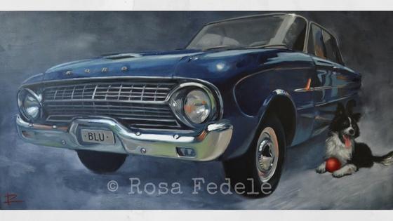 BLU Feat. 1962 Ford XL Falcon | SOLD