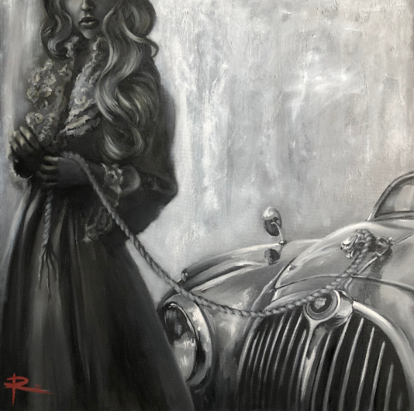 NOT A TAME JAGUAR feat. 1959 Jaguar Mark 2