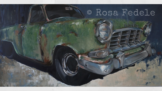 RUST\'N Feat. 1958 FC Holden