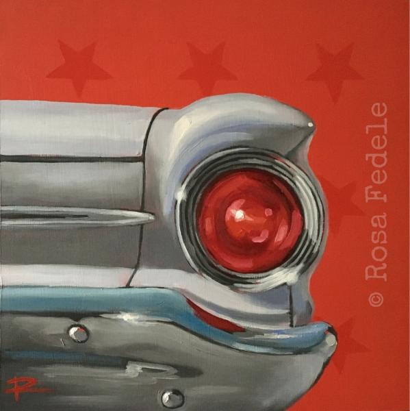 STAR II Feat. 1963 Ford Falcon Futura (White)