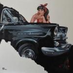 RHONDA feat. 1960 FB Holden