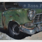 RUST'N Feat. 1958 FC Holden