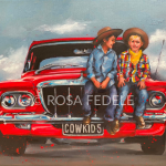 TWO COWKIDS & A CHRYSLER | SOLD