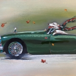 WILLOUGHBY feat. 1960 MGA Roadster