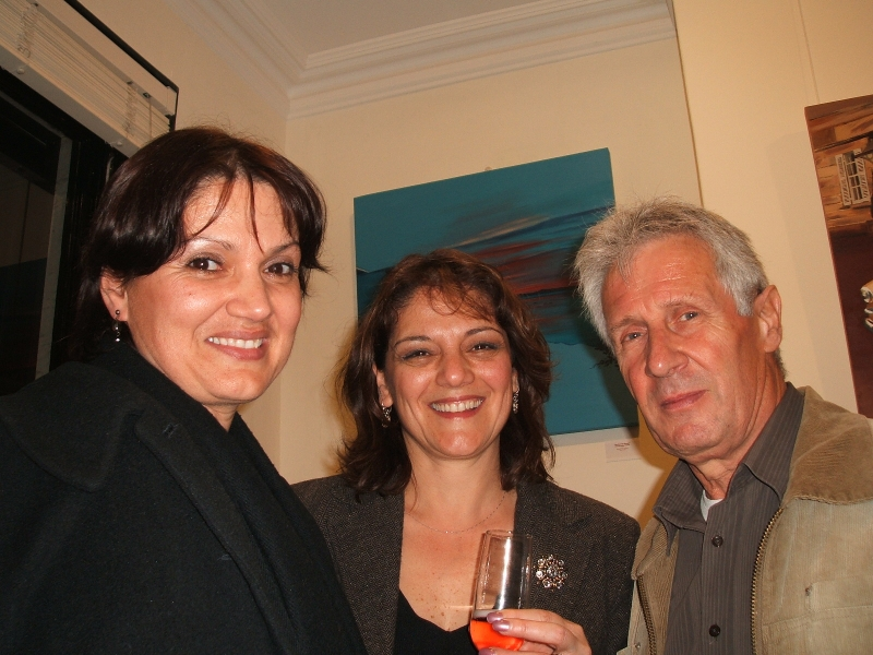 Australian Icons Suite Exhibition, Opening July 2005