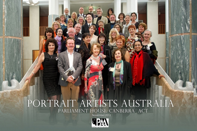 PAA at Parliament House Canberra