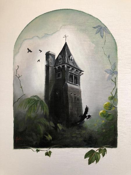AN EVIL TOWER