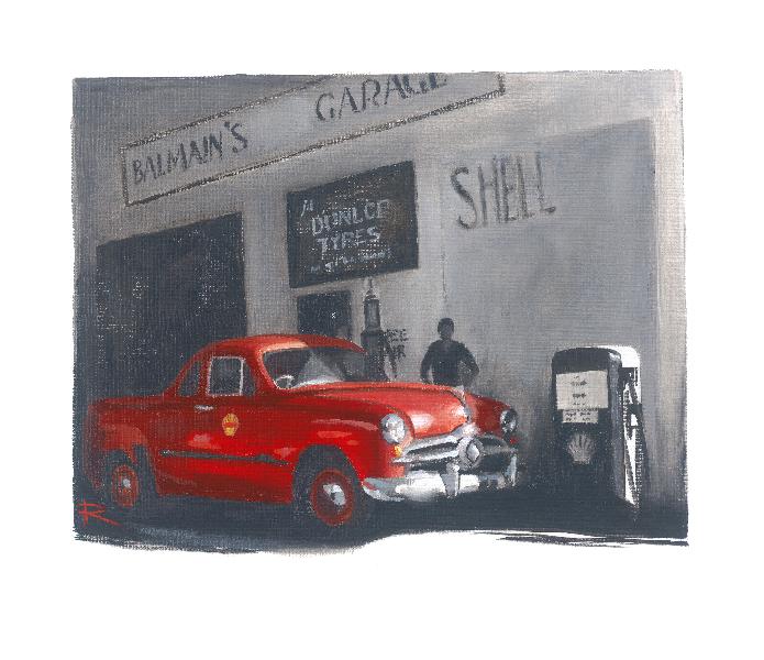 THE OLD BALMAIN GARAGE