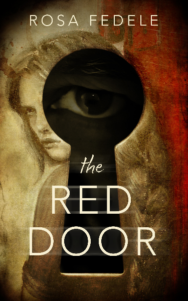 THE RED DOOR   An Illustrated Suspense Novel