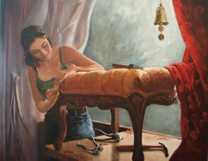 The Artisan, Portrait of Serenity Fedele