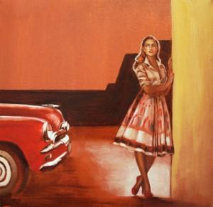 Marjorie - 1954 FJ Holden