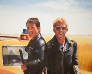 Mad Max and Goose (Detail)