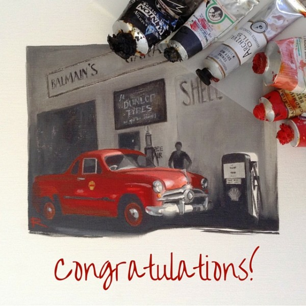 Congratulations! Garage