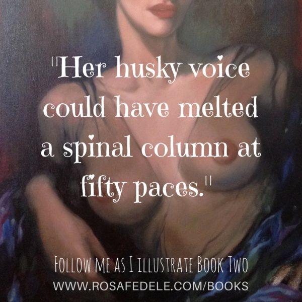 her-husky-voice